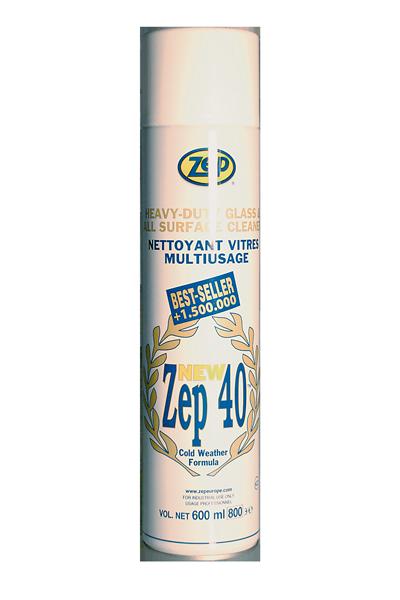 ZEP 40 NEW